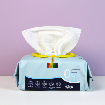 Hypoallergenic Natural Baby Wipes Daily Cleaning