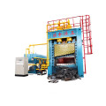 Heavy-duty Guillotine Squeeze Shear for Steel Plate