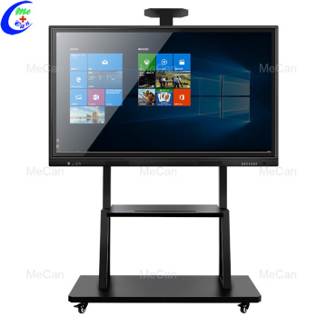 Integrated 86-inch teaching smart board touch screen interactive whiteboard