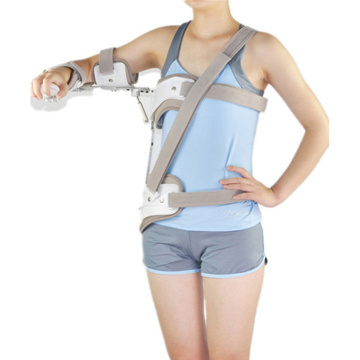 adjustable shoulder abduction brace orthosis with CE ISO