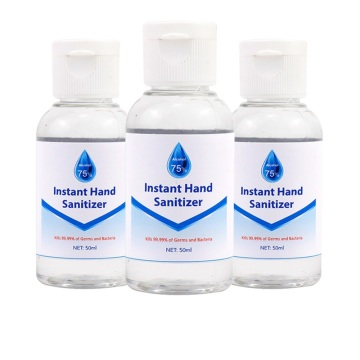 99.9% Antibacterial Hand Sanitizers Gel Sanitizer Alcohol