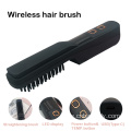 Cordless hair styling brush
