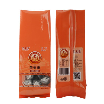 Packing Middle Sealing Plastic Packing Food Bags