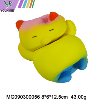 Cute PU Foam Squishy Education Squeeze Decoration Toys
