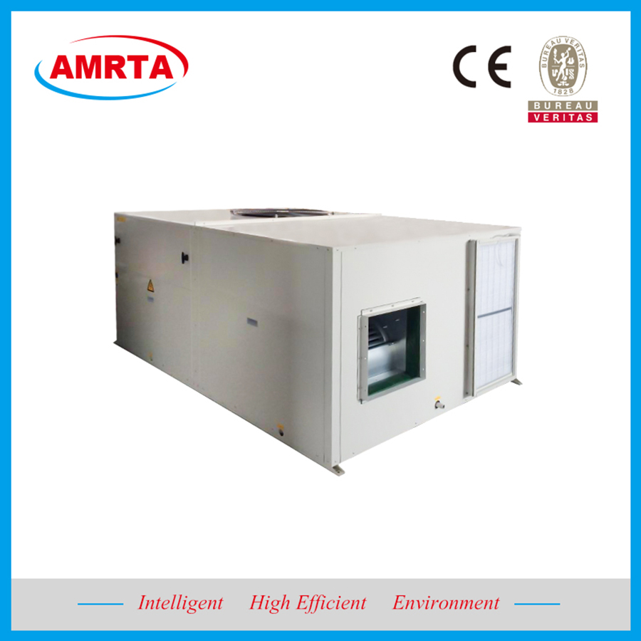 Rooftop Packaged Unit with Heat Recovery