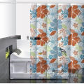 Waterproof Bathroom printed Shower Curtain Mildew