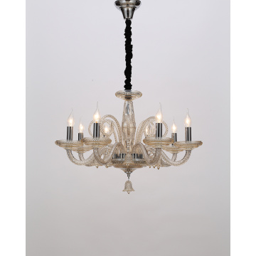 Modern European Style Textured Living Room Chandelier