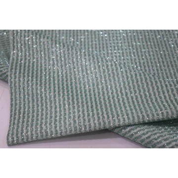 Polyester Metallic Bonding Mesh Fabric