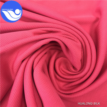 bird eye fabric for jogging sportswear