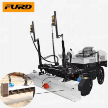 2.5m Auger Paving Laser Concrete Screeding Machine