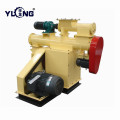 Biomass feed pellet machine yulong for sale
