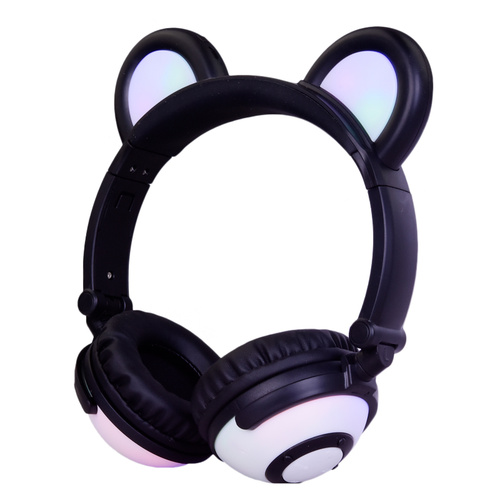 High Quality wireless bear ear headphones for kids