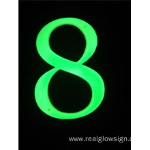 Realglow 3D Number 8