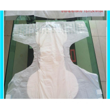 Disposable sanitary adult diaper