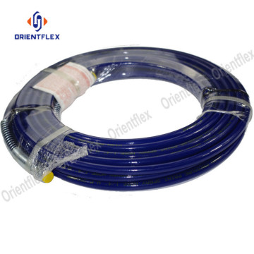 Airless paint spray thermoplastic hose