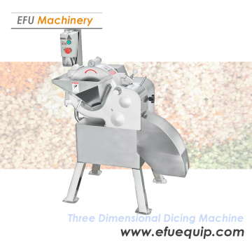 Small Scale Three Dimensional Dicing Machine