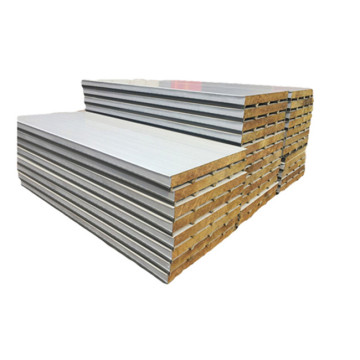 customized fire proofing aluminium insulated sendwich panels