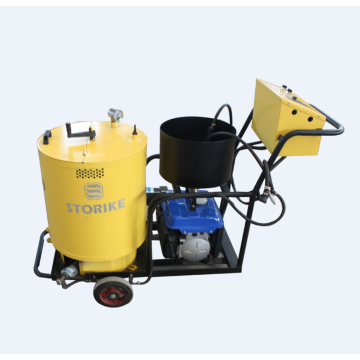 Hot sale Road Asphalt GFJ-60 Crack Sealing Machine