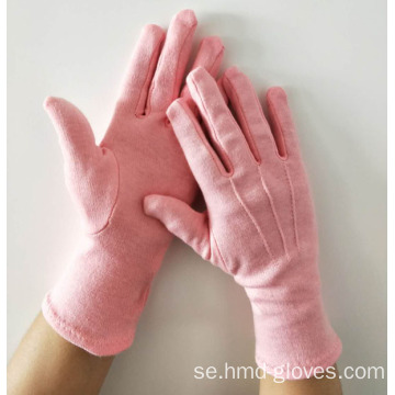 Cotton Pink Ladies Handskar