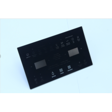 New design tempered glass touch switch panel