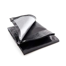 100g plastic tarps sheet laminated fabric hay cover
