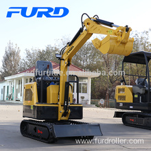 Top Quality Mini Wheel Excavator for Sale (FWJ-1000A)