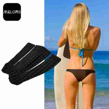 Melors Non Skid Surfboard Traction Pad Grip Mat