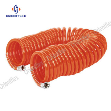 Pneumatic air brake coils PA Nylon spiral hose