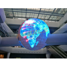 P7.625 2m diameter Indoor sphere led display