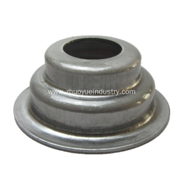 Belt Conveyor Roller Stamped Customized Bearing and Housing