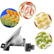 Multifunctional stainless steel egg slicer fruit and vegetable machine egg separator egg yolk egg cutter kitchen tool