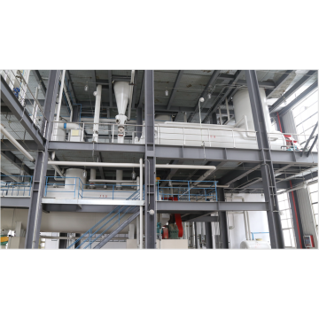 1200t/d  Edible Soybean Meal Production Line