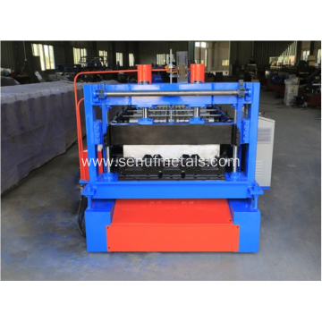 845mm Floor Steel Metal Deck Roll Forming Machine