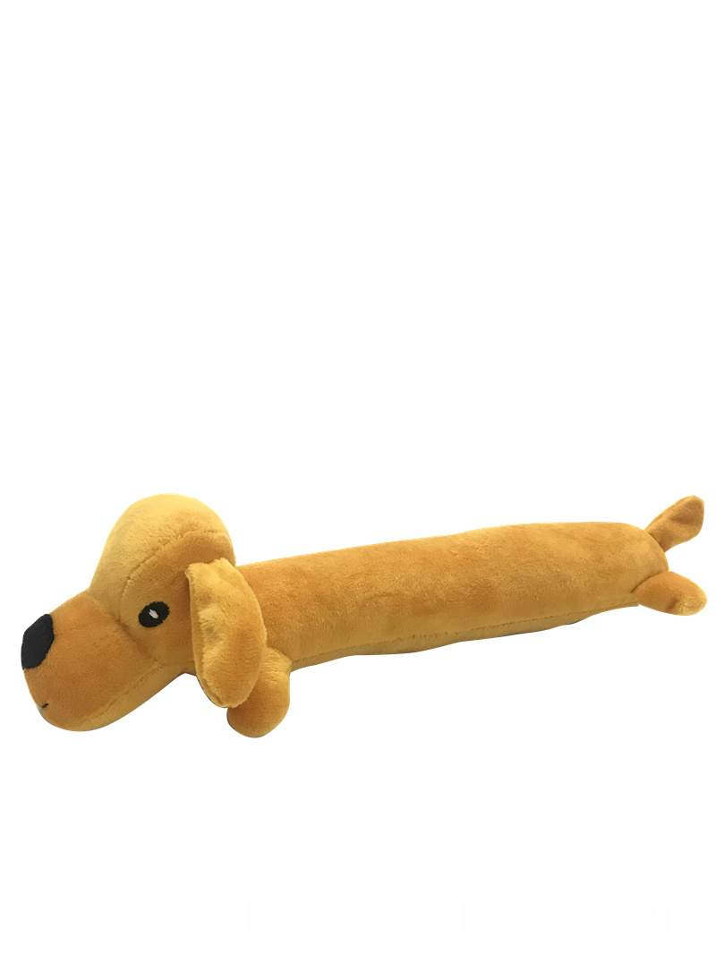 Plush Dog Soft Toy for Pet