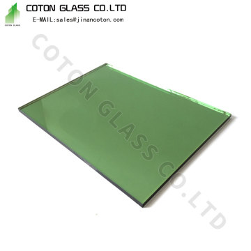 Vensterglas reflecterende coating