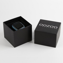 Cheap Custom Black Cardboard Watch Gift Box