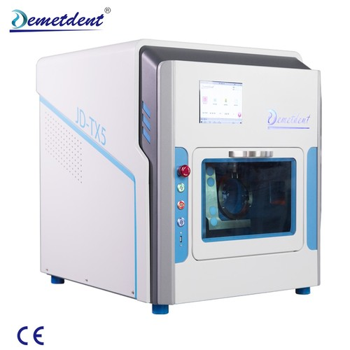 5 Axis Full-automatic Dental CAD CAM Machine