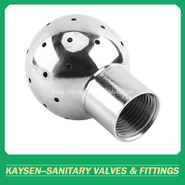 Sanitary Rotary spray ball Stainless Steel Female Thread