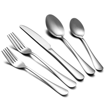 Stainless Steel Silverware Tableware
