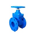 DIN Resilient Seal Gate Valve