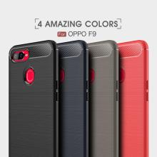 Flexible Soft TPU Scratch Resistant for OPPO F9