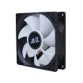 BING HONG 90mm4Pin PWM Fan 90mm Computer Case Fan Silent 9CM CPU Cooling Fan Quiet PC Cooler Fan RGB Fan DC 12V Adjust Fan Speed