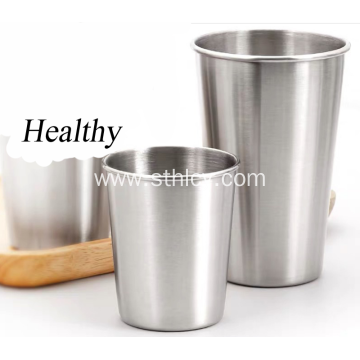 304 Stainless Steel High Quality Drinking Cup