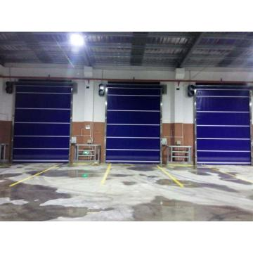 Hoʻolālā Pilikino Aluminum Alloy Rapid Roll Up Door