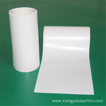 White Thick PET Release Liners Base Film