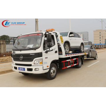 Brand New FOTON Aumark 4.2m Flatbed Towing Vehicles
