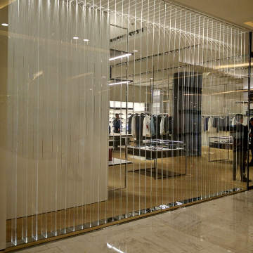 Acrylic Engineering Decoration For Large Store