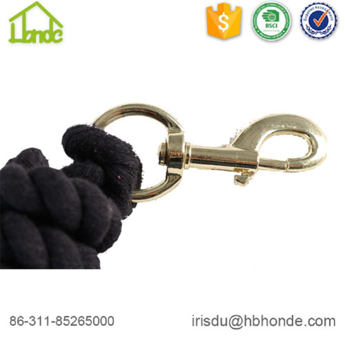 10Feet Horse Cotton Lead Rope Zinc Clip
