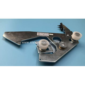 Schindler V30 Landing Door Locking Device
