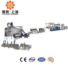 3d Snack Machine 3d snack extruder processing machine